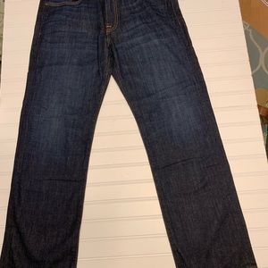 Lucky Brand Jeans 32x30  Straight Leg Like New